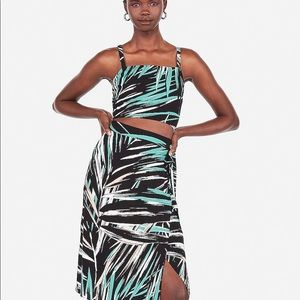 cutout Express Dress NWT M